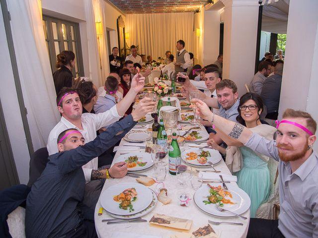 Il matrimonio di Diego e Cristina a Coccaglio, Brescia 200