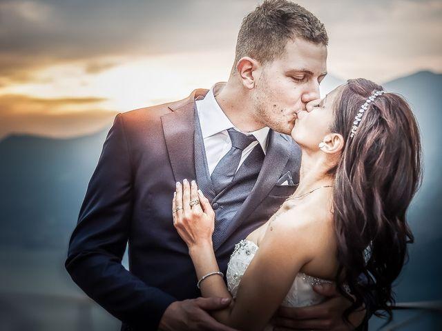 Il matrimonio di Diego e Cristina a Coccaglio, Brescia 207