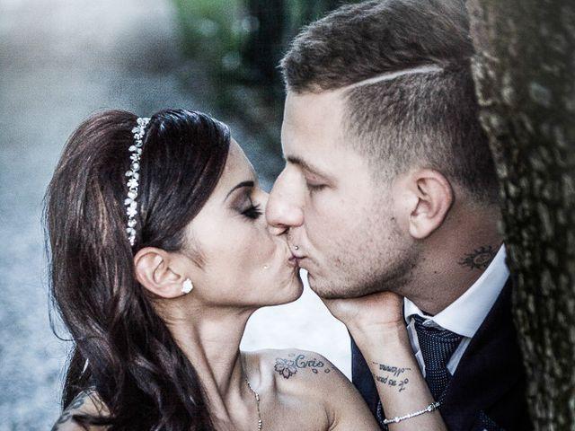 Il matrimonio di Diego e Cristina a Coccaglio, Brescia 208