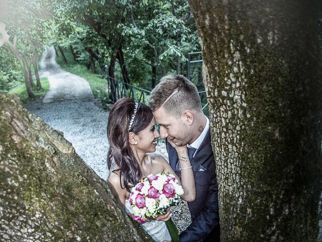Il matrimonio di Diego e Cristina a Coccaglio, Brescia 209