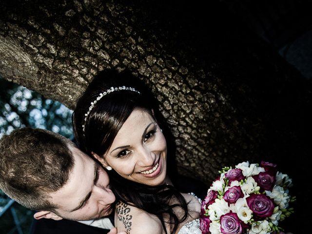 Il matrimonio di Diego e Cristina a Coccaglio, Brescia 211