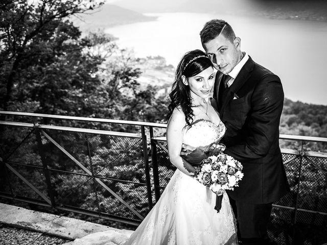Il matrimonio di Diego e Cristina a Coccaglio, Brescia 212