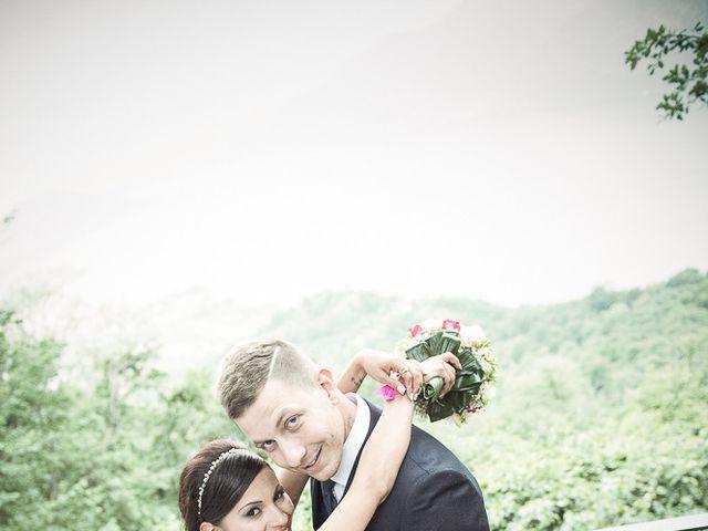 Il matrimonio di Diego e Cristina a Coccaglio, Brescia 214