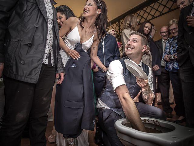 Il matrimonio di Diego e Cristina a Coccaglio, Brescia 223