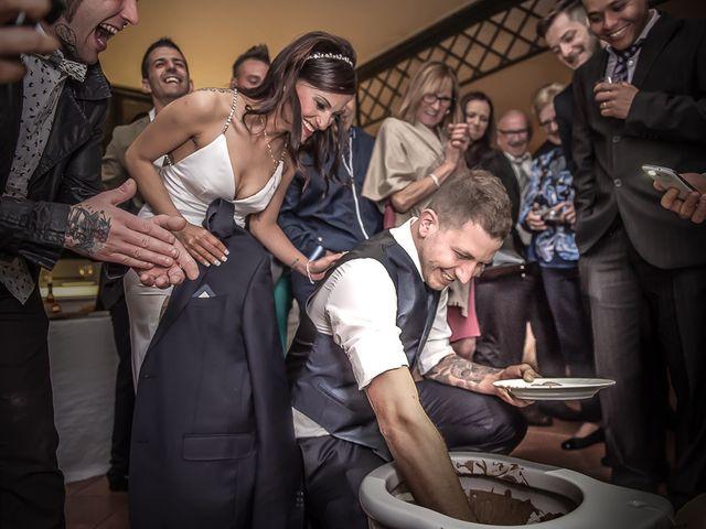 Il matrimonio di Diego e Cristina a Coccaglio, Brescia 224