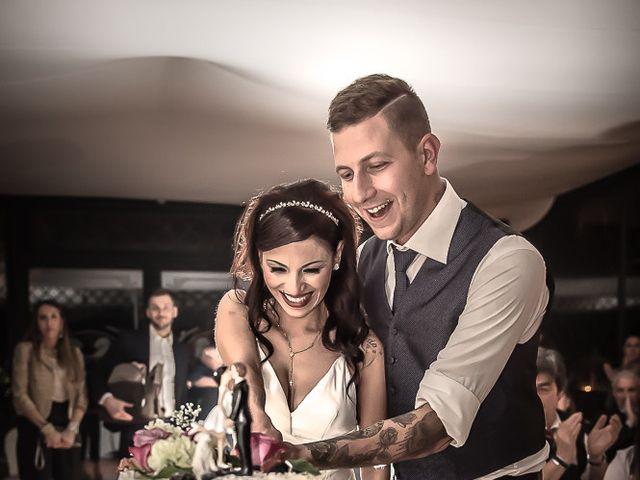 Il matrimonio di Diego e Cristina a Coccaglio, Brescia 225