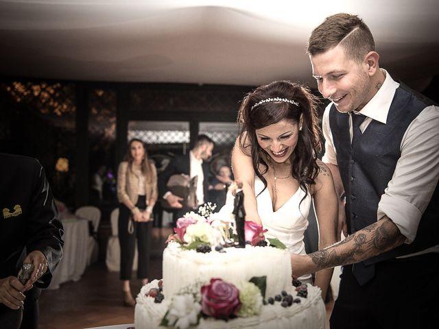 Il matrimonio di Diego e Cristina a Coccaglio, Brescia 226