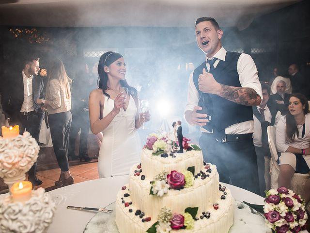 Il matrimonio di Diego e Cristina a Coccaglio, Brescia 228