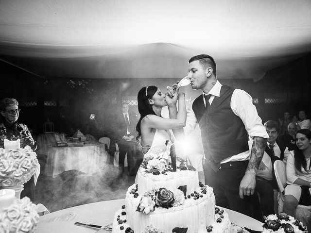 Il matrimonio di Diego e Cristina a Coccaglio, Brescia 229