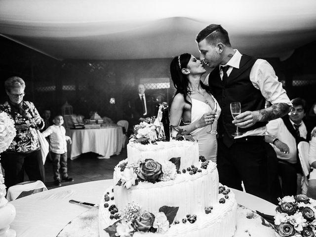 Il matrimonio di Diego e Cristina a Coccaglio, Brescia 230