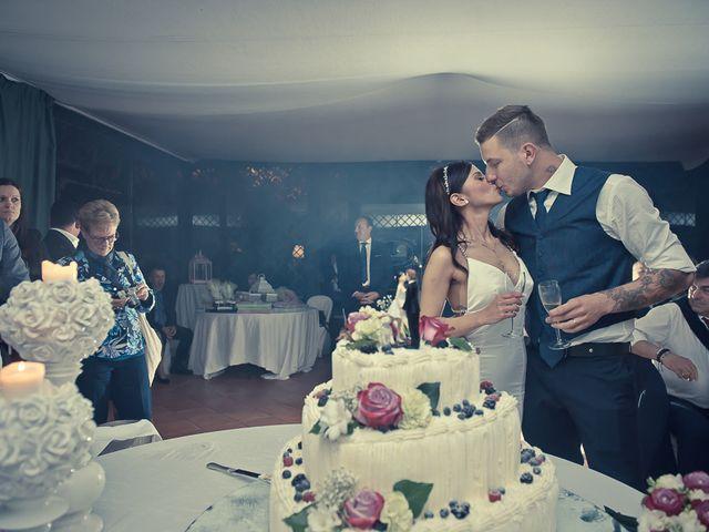 Il matrimonio di Diego e Cristina a Coccaglio, Brescia 231