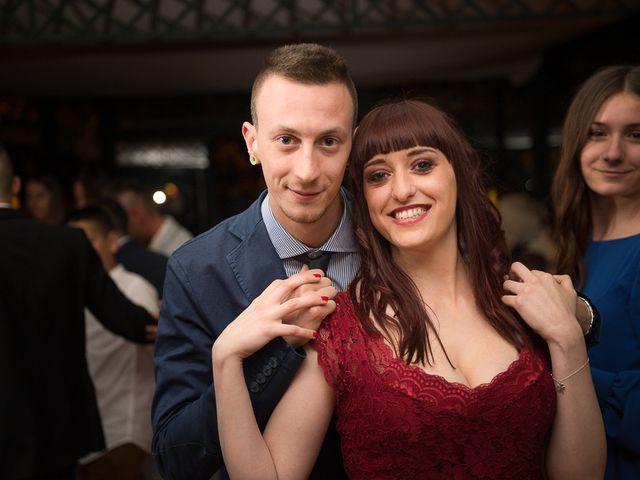 Il matrimonio di Diego e Cristina a Coccaglio, Brescia 235