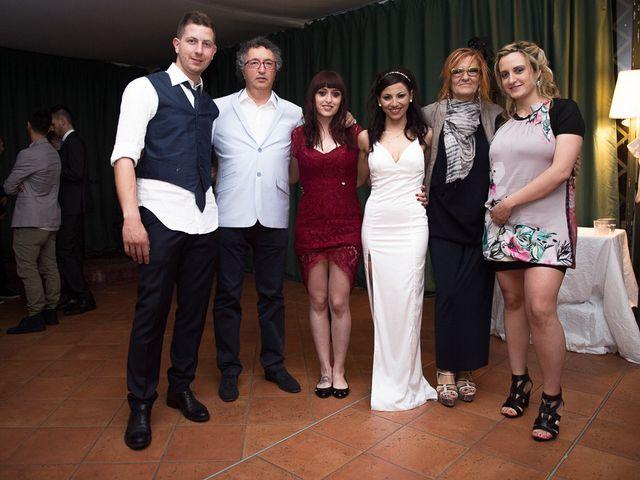 Il matrimonio di Diego e Cristina a Coccaglio, Brescia 245