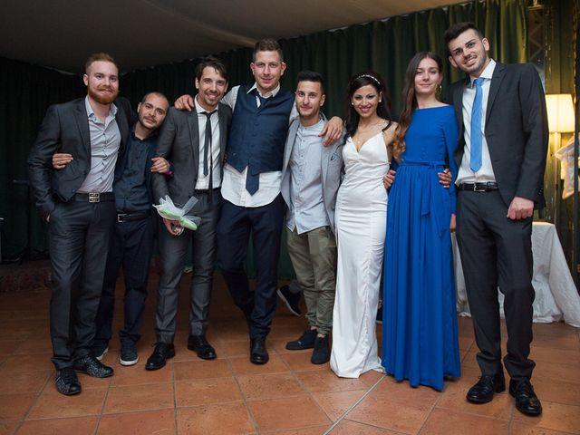 Il matrimonio di Diego e Cristina a Coccaglio, Brescia 249