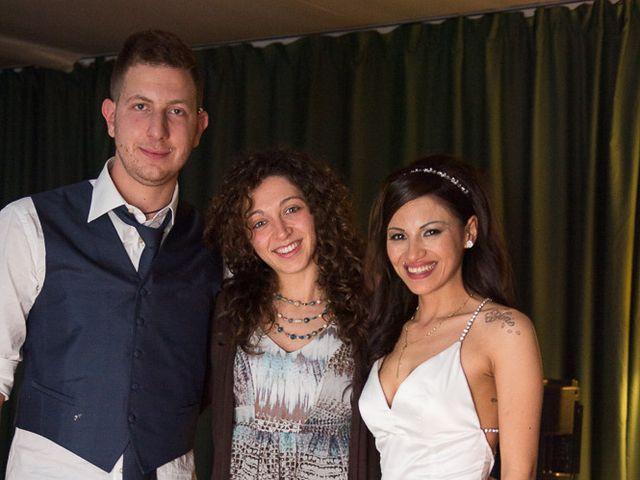 Il matrimonio di Diego e Cristina a Coccaglio, Brescia 250