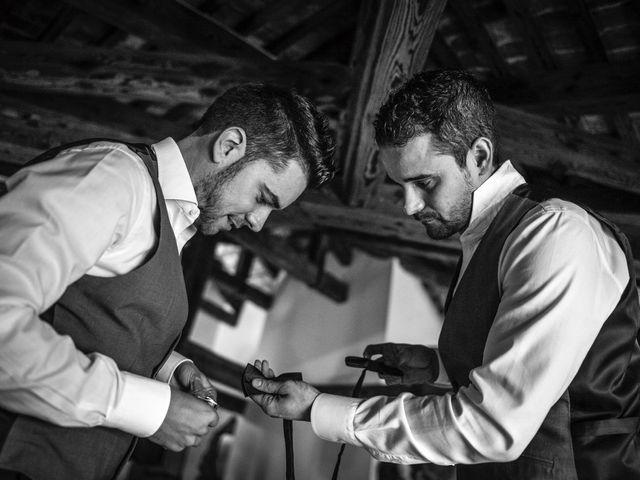 Il matrimonio di Yuri e Chiara a Gorgo al Monticano, Treviso 4
