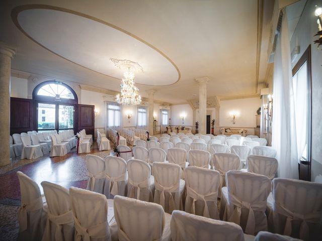 Il matrimonio di Yuri e Chiara a Gorgo al Monticano, Treviso 21
