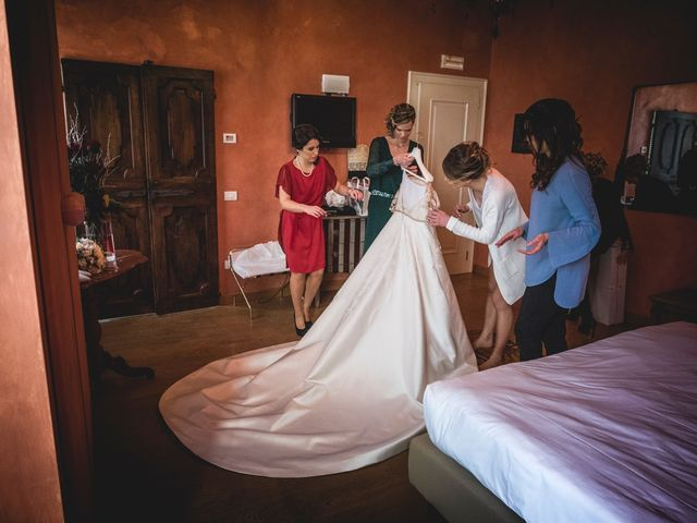 Il matrimonio di Yuri e Chiara a Gorgo al Monticano, Treviso 28