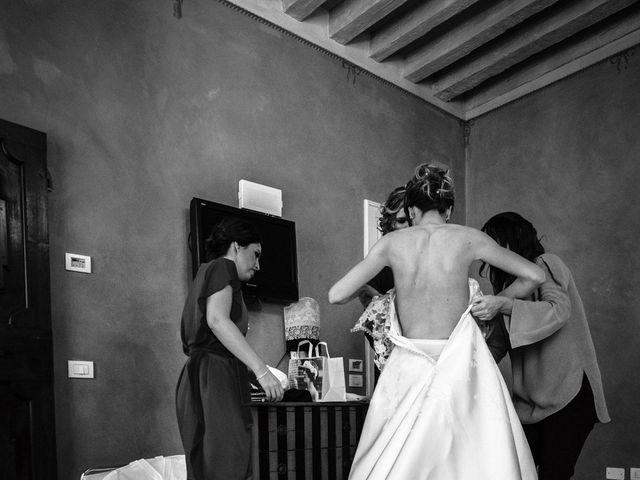 Il matrimonio di Yuri e Chiara a Gorgo al Monticano, Treviso 29