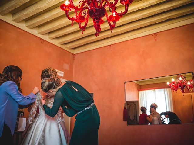 Il matrimonio di Yuri e Chiara a Gorgo al Monticano, Treviso 32