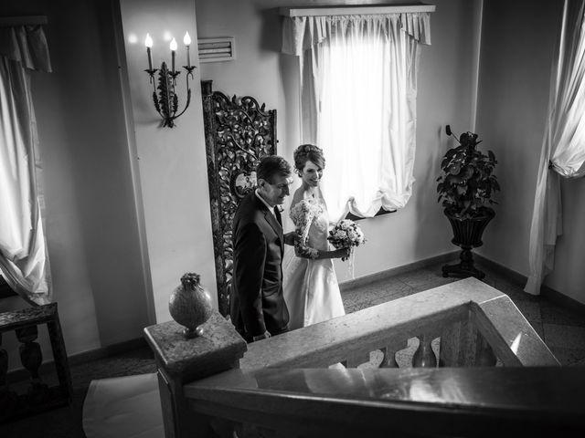 Il matrimonio di Yuri e Chiara a Gorgo al Monticano, Treviso 42