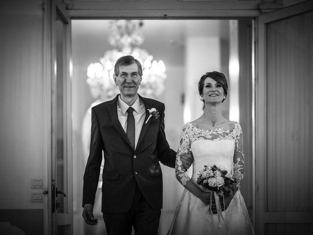 Il matrimonio di Yuri e Chiara a Gorgo al Monticano, Treviso 45