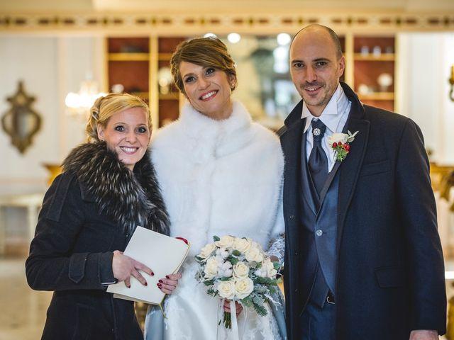Il matrimonio di Yuri e Chiara a Gorgo al Monticano, Treviso 56