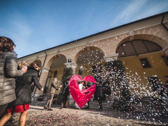 Il matrimonio di Yuri e Chiara a Gorgo al Monticano, Treviso 57