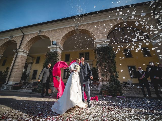 Il matrimonio di Yuri e Chiara a Gorgo al Monticano, Treviso 59
