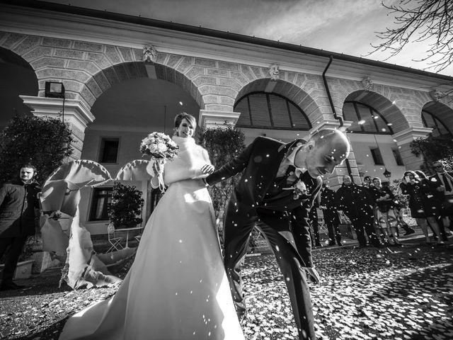 Il matrimonio di Yuri e Chiara a Gorgo al Monticano, Treviso 61