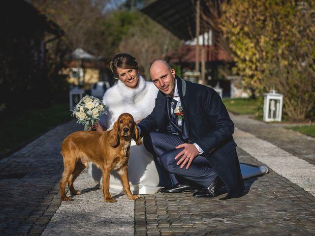 Il matrimonio di Yuri e Chiara a Gorgo al Monticano, Treviso 73