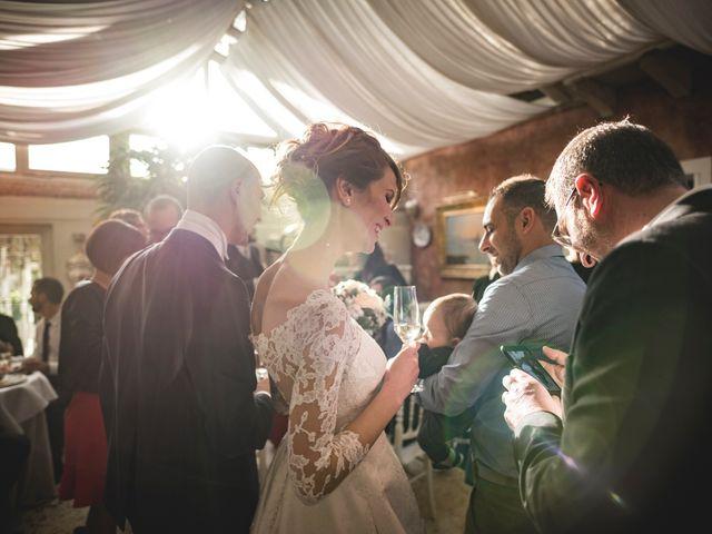 Il matrimonio di Yuri e Chiara a Gorgo al Monticano, Treviso 74