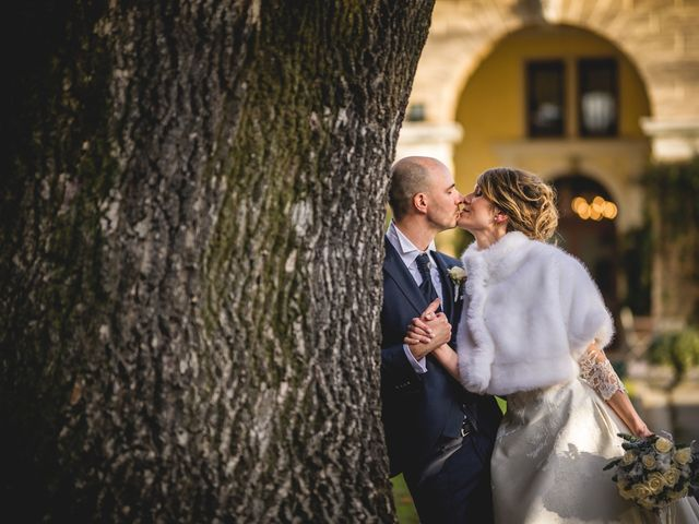 Il matrimonio di Yuri e Chiara a Gorgo al Monticano, Treviso 79