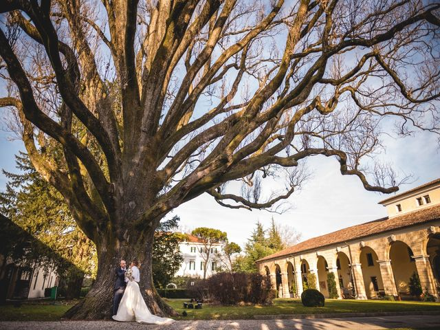 Il matrimonio di Yuri e Chiara a Gorgo al Monticano, Treviso 80