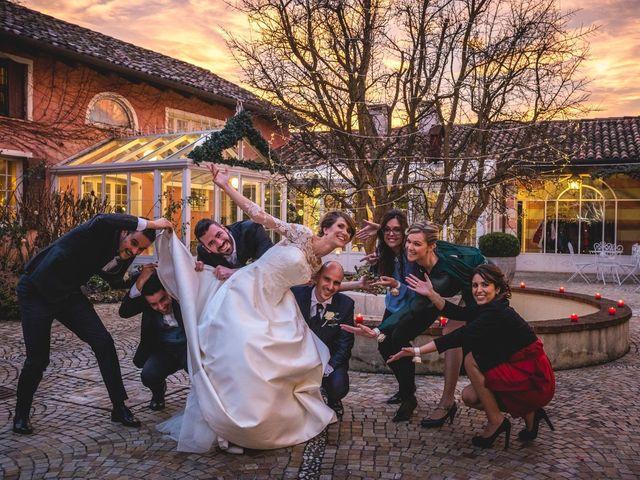 Il matrimonio di Yuri e Chiara a Gorgo al Monticano, Treviso 95