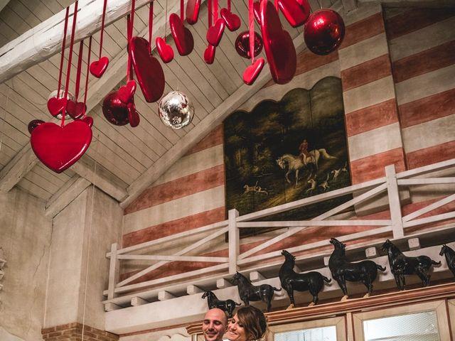Il matrimonio di Yuri e Chiara a Gorgo al Monticano, Treviso 105