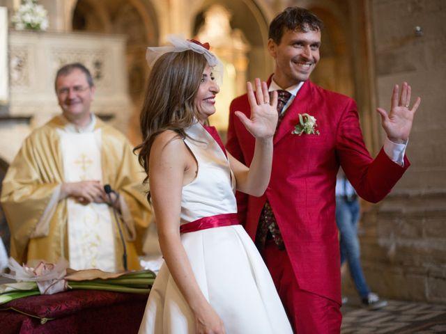 Il matrimonio di Daniele e Serenella a Pavia, Pavia 8
