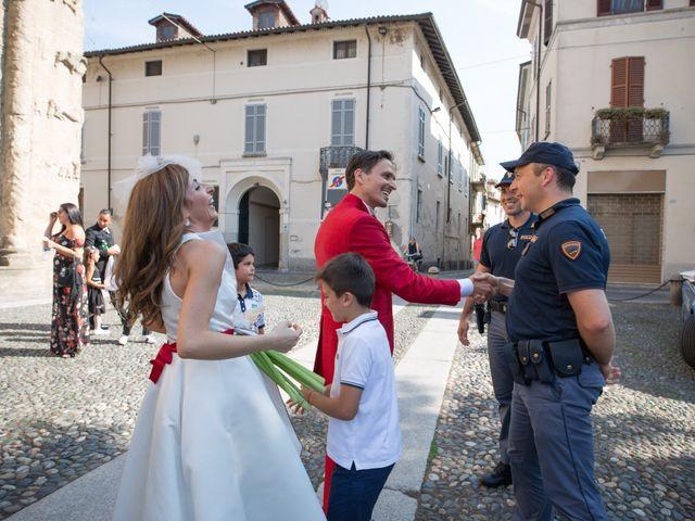 Il matrimonio di Daniele e Serenella a Pavia, Pavia 14