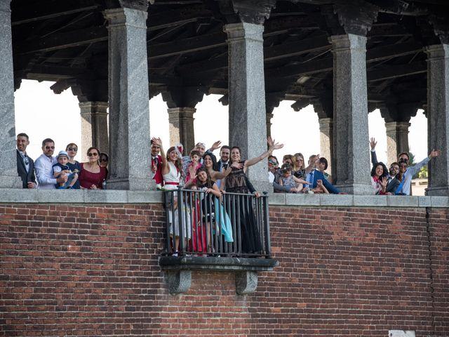 Il matrimonio di Daniele e Serenella a Pavia, Pavia 15