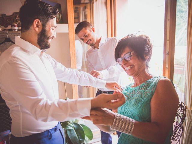 Il matrimonio di Manuele e Tanita a Bertinoro, Forlì-Cesena 16