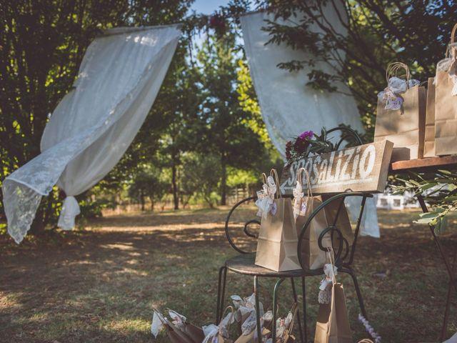 Il matrimonio di Manuele e Tanita a Bertinoro, Forlì-Cesena 32