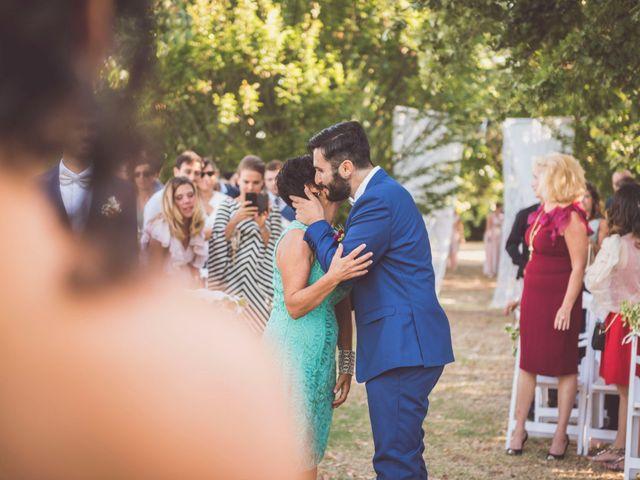 Il matrimonio di Manuele e Tanita a Bertinoro, Forlì-Cesena 38