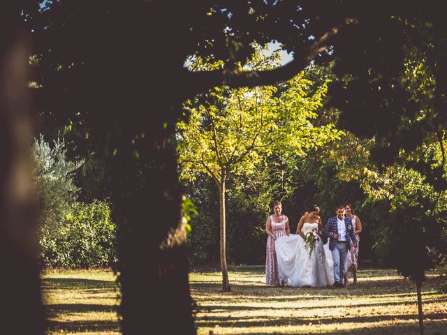 Il matrimonio di Manuele e Tanita a Bertinoro, Forlì-Cesena 40