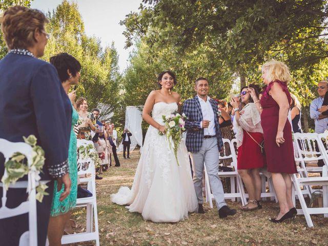 Il matrimonio di Manuele e Tanita a Bertinoro, Forlì-Cesena 41