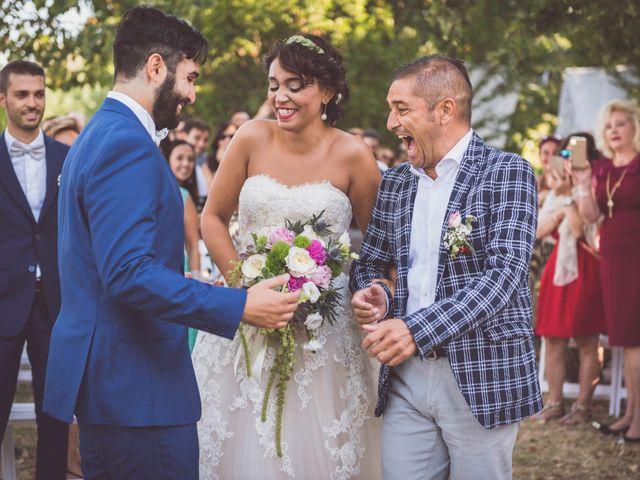 Il matrimonio di Manuele e Tanita a Bertinoro, Forlì-Cesena 43