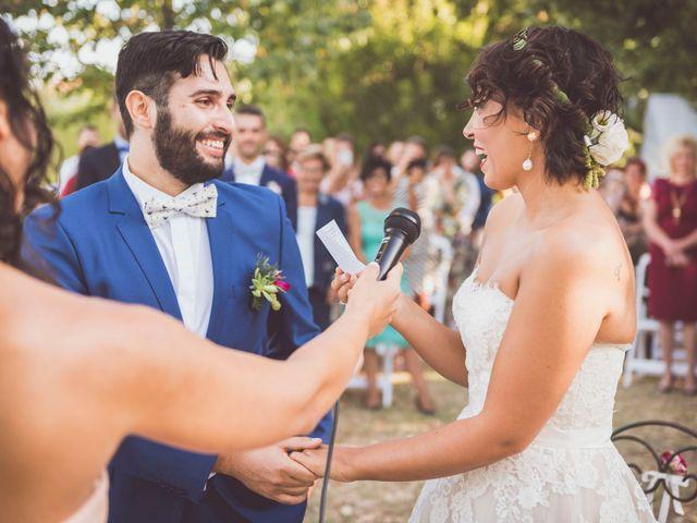 Il matrimonio di Manuele e Tanita a Bertinoro, Forlì-Cesena 49