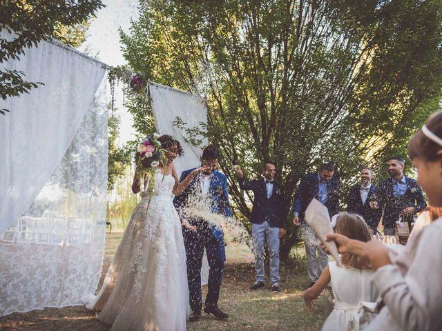 Il matrimonio di Manuele e Tanita a Bertinoro, Forlì-Cesena 57