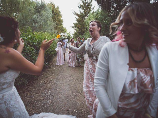 Il matrimonio di Manuele e Tanita a Bertinoro, Forlì-Cesena 70