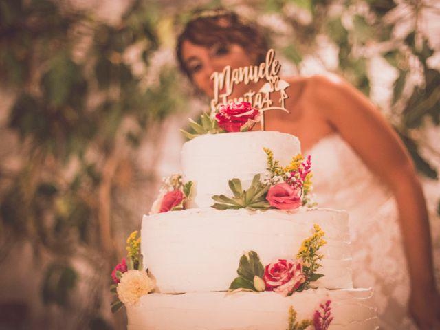 Il matrimonio di Manuele e Tanita a Bertinoro, Forlì-Cesena 87