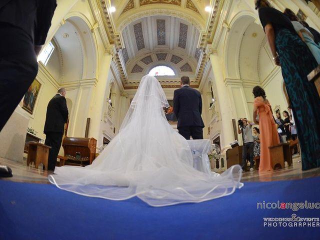 Il matrimonio di Ilaria e Giuseppe a San Salvo, Chieti 8